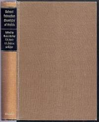 Solvent Extraction Chemistry of Metals. Proceedings of the International Conference sponsored by the United Kingdom Atomic Energy Authority 27-30 September 1965