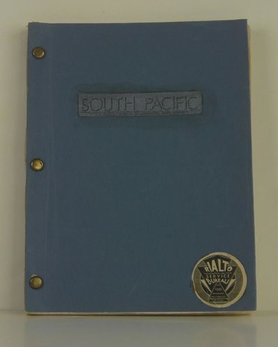 1952. 1st Edition. Soft cover. Very Good/No Jacket. South Pacific original play script. SIGNED by ac...