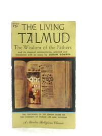 The Living Talmud  The Wisdom Of The Fathers