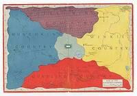 [Broadside]: Map of the Marvelous Land of Oz by (BAUM, L. Frank). Prof. T.E. Wogglebug - [1920]