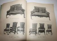 [Trade Catalogue] Parlor and Chamber Suites, Lounges, Patent Rockers', Hall Racks, Marble-Top Tables, &c.  P. R. Hansbury Furniture Co.  1015 Market Street, Philadelphia, Pa. Illustrated Catalogue