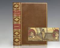 The History of Napoleon Bonaparte. [Fore-edge Painting].