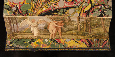 Oxford: Printed by W. Jackson and A. Hamilton, 1790. The Expulsion of Adam and Eve from the Garden o...