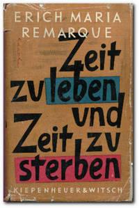 image of Zeit Zu Leben Und Zeit Zu Sterben