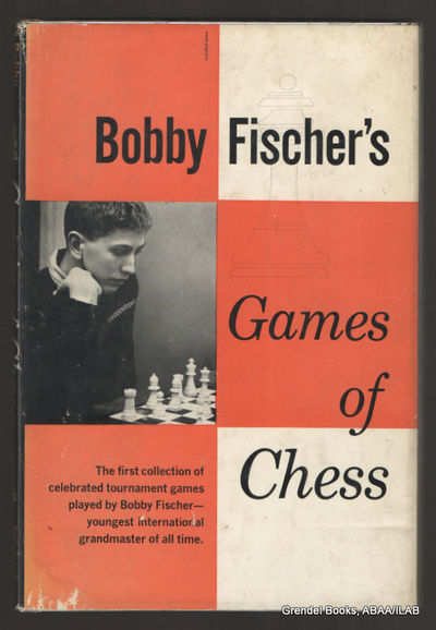 NY:: Simon and Schuster,. Very Good in Good dust jacket. 1959. Hardcover. B000NPSG3U . Bobby Fischer...
