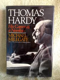 image of Thomas Hardy: His Career as a Novelist