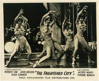 The Frightened City (Two original photographs from the 1961 film)