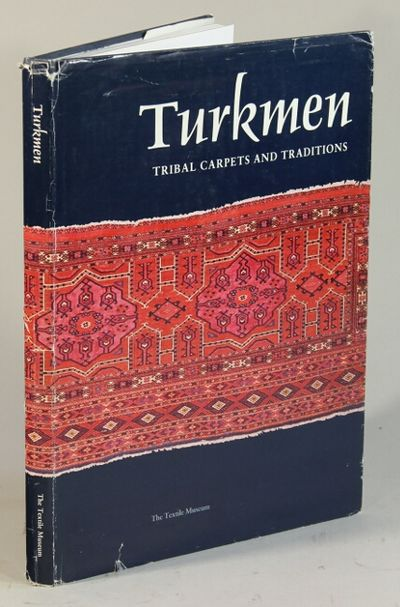 Washington: Textile Museum, 1980. First edition, large 4to, pp. 239; color photographic frontispiece...