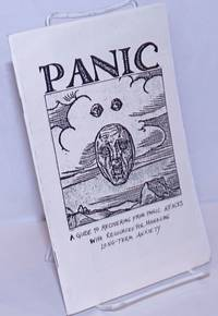 image of Panic: a guide to recovering from panic attacks with resources for managing long-term anxiety