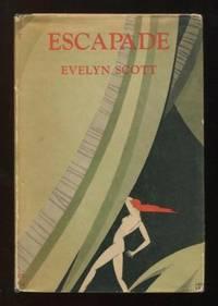 New York: Jonathan Cape and Harrison Smith. Very Good+ in Good dj. (c.1923). Reprint. Hardcover. (pr...