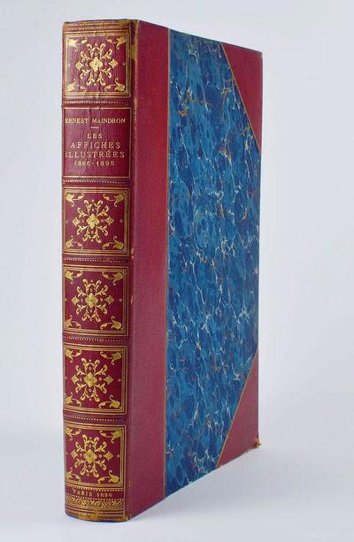 Les Affiches Illustrées 1886-1895...