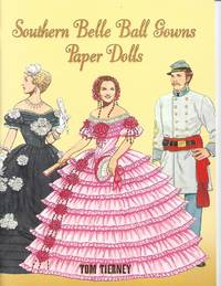 image of Southern Belle Ball Gowns Paper Dolls