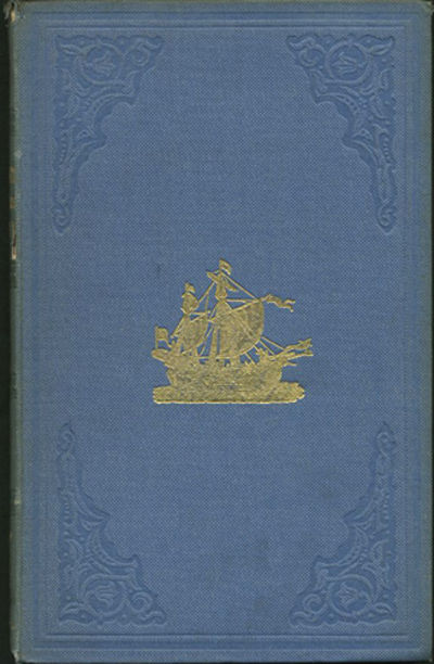 London: Printed for the Hakluyt Society, 1873. First edition. Cloth. Spine sunned, tears to head of ...