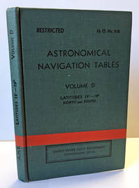 Astronomical Navigation Tables Vol. D