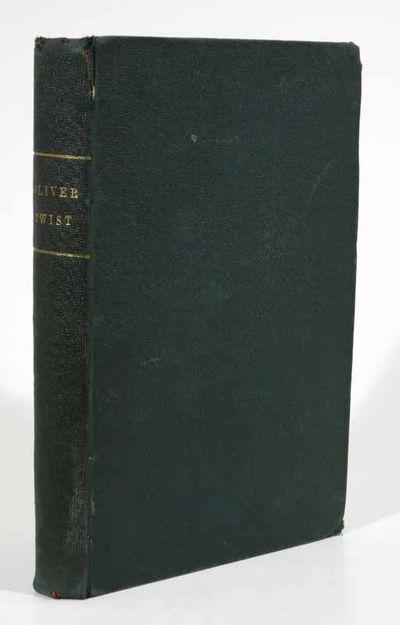 London: Chapman & Hall, 1850. 1st 'Cheap' edition in book form (NCBEL III, 792). Period tan half-cal...