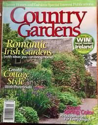 Country Gardens magazine, Early Spring 2007 issue-Create Cottage Romance