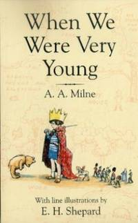 When We Were Very Young (Winnie-the-Pooh - Classic Editions) by  A. A Milne - Paperback - from World of Books Ltd (SKU: GOR008335922)