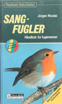 image of Sang-Fugler Handbok for Fuglevenner