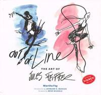 OUT OF LINE.  The Art of Jules Feiffer.