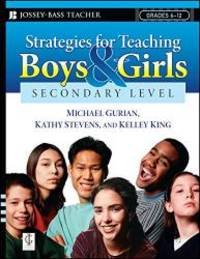 image of Strategies for Teaching Boys and Girls -- Secondary Level: A Workbook for Educators