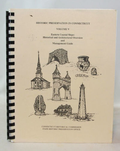 Hartford, Conn.: Connecticut Historical Commission, 1997. First Edition. Near fine in heavy, printed...