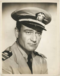 image of Operation Pacific (Original publicity portrait photograph of John Wayne from the 1951 film)