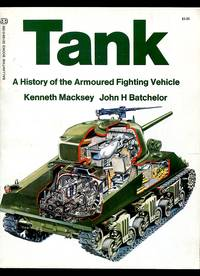 image of Tank: A History of the Armoured Fighting Vehicle