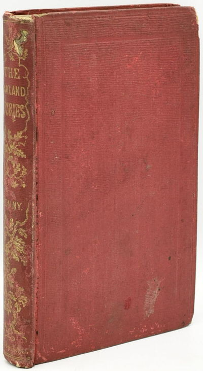 New York: Seldon & Company, 1860. Hard Cover. Very Good binding. In the publisher's red cloth with d...