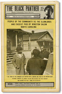 The Black Panther: Black Community News Service - Vol.IV, No.17 (March 28, 1970)