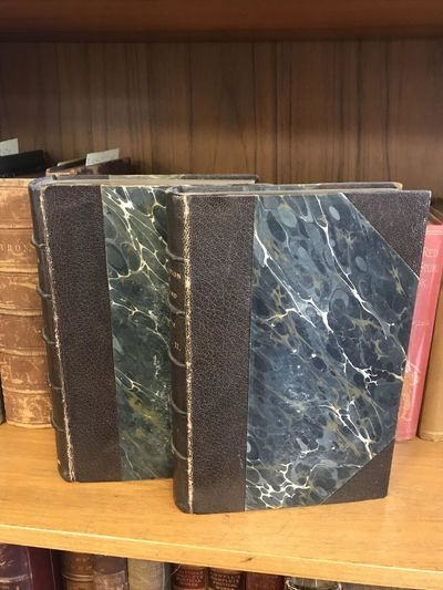 London: John W. Parker and Son, 1858. Second Edition. Hardcover. 8vos., 2 volumes; G-; spine paneled...