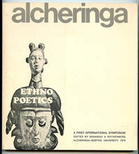 Alcheringa/Ethnopoetics: A First International Symposium (New Series Volume 2, Number 2)