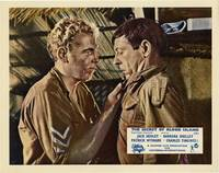 image of The Secret of Blood Island (Collection of 8 photographs from the 1964 film)