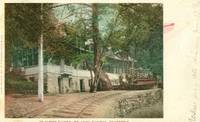 Ye Alpine Tavern, Mount Lowe Railway, California early 1900s unused Postcard