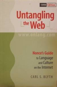 Untangling the Web: Nonce's Guide to Language and Culture on the Internet