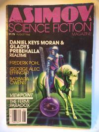 Isaac Asimov's Science Fiction Magazine, Vol. 8, No. 8, Whole No. 81 (August, 1984)