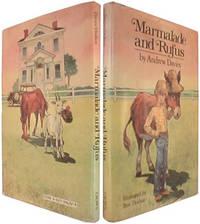 Marmalade and Rufus.
