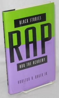 Black studies, rap and the academy