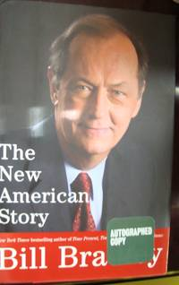 The New American Story (2007,Hardcover) SIGNED COPY