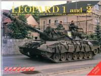 Leopard 1 and 2: The Spearhead of the West German Armored Forces