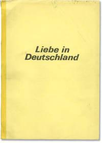 image of Eine Liebe in Deutschland [A Love in Germany] (Original screenplay for the 1983 film)