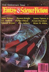 The Magazine of Fantasy & Science Fiction October 1982 - Myths of the Near Future, The Hour...