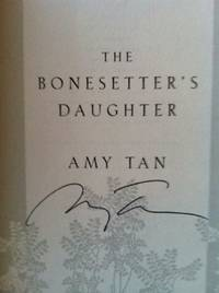 The Bonesetter's Daughter (SIGNED)