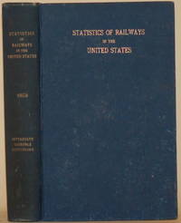 SECOND ANNUAL REPORT ON THE STATISTICS OF RAILWAYS IN THE UNITED STATES TO  THE INTERSTATE COMMERCE COMMISSION FOR THE YEAR ENDING JUNE 30TH, 1889