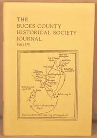 image of Bucks County Historical Society Journal, Fall 1975.