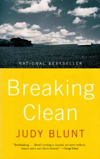 Breaking Clean by  Judy Blunt - Paperback - 2003-01-07 - from Kayleighbug Books and Biblio.com