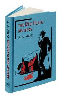 The Red House Mystery. Introduced by Ann Thwaite. Illustrated by Mark Thomas. NEAR FINE COPY IN...