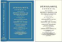 Ignoramus, Comoedia; Scriptore Georgiop Ruggle, A.M. Aulae..