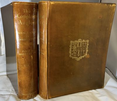 London: Freemantle, 1892. Winchester Edition. leather_bound. Contemporary full dyed vellum pictorial...