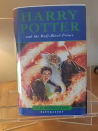 image of Harry Potter and The Half Blood Prince