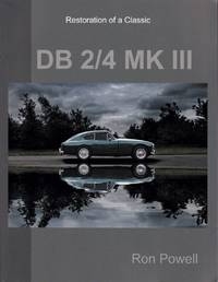 image of Restoration of a Classic: DB 2/4 MK III